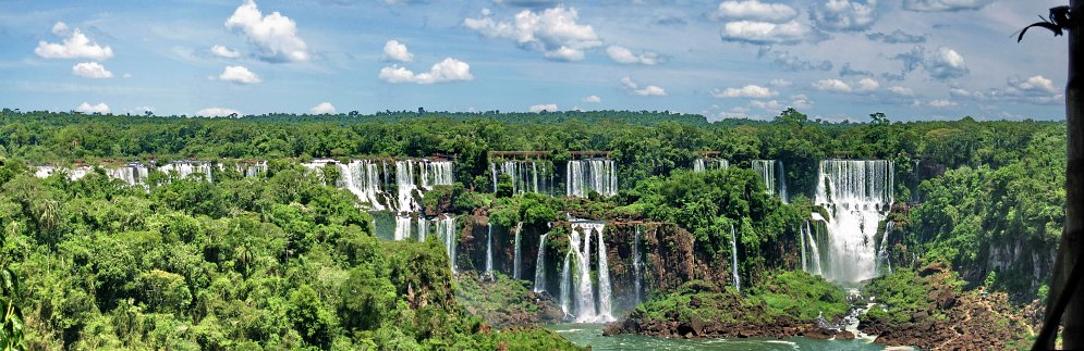 Foz do Iguacu Wasserfall